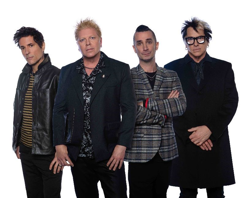 News: Iconic Rock Band The Offspring Release Their 10th Studio Album