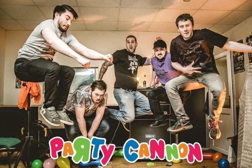 party-cannon