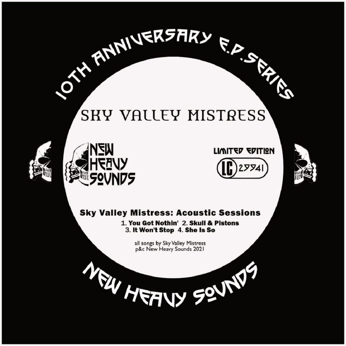 Review: Sky Valley Mistress – Acoustic Sessions EP