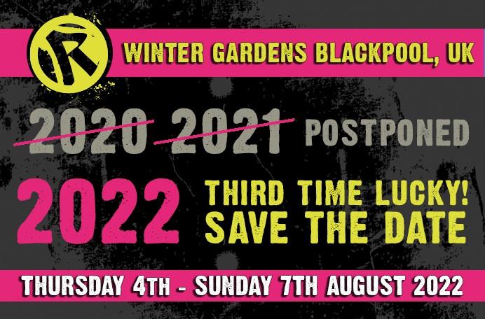 News: Rebellion Festival 2021 Cancelled