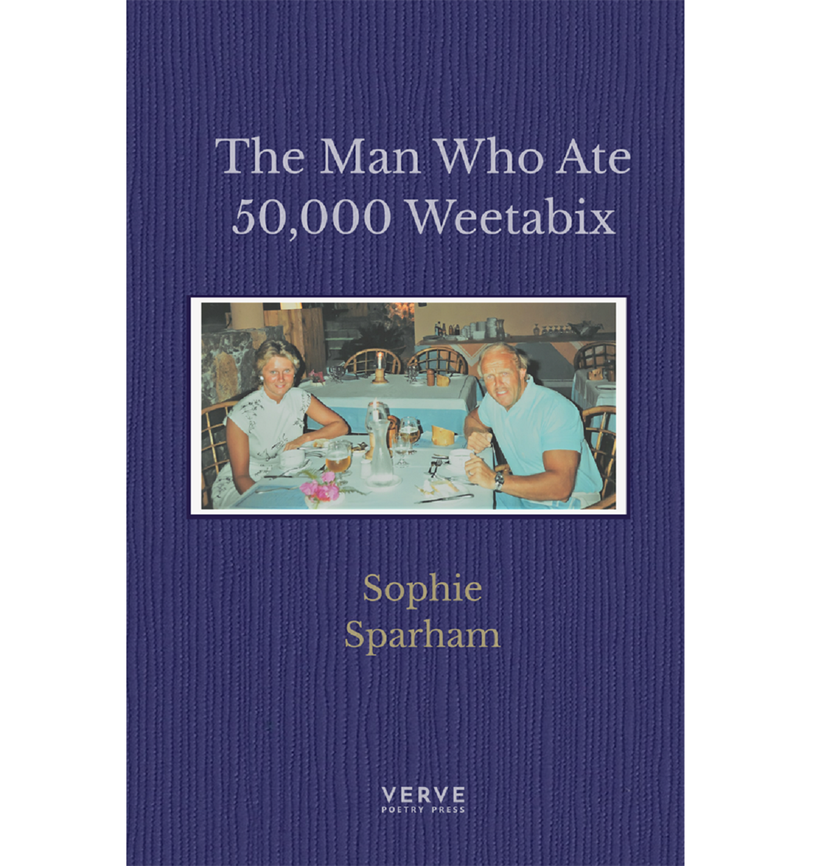 Book Review: Sophie Sparham – The Man Who Ate 50,000 Weetabix