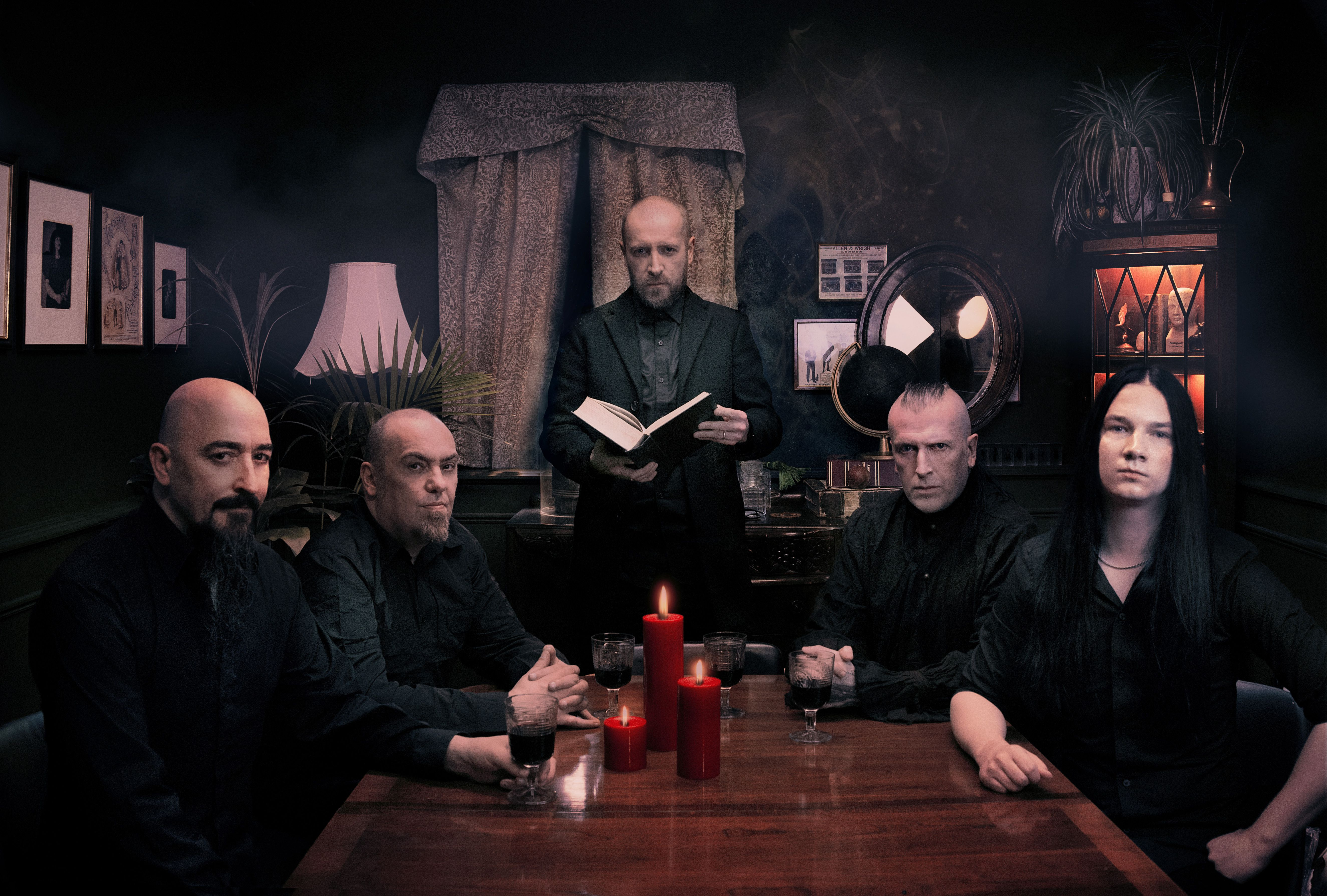 News: Paradise Lost Announce Live Album 'At The Mill'