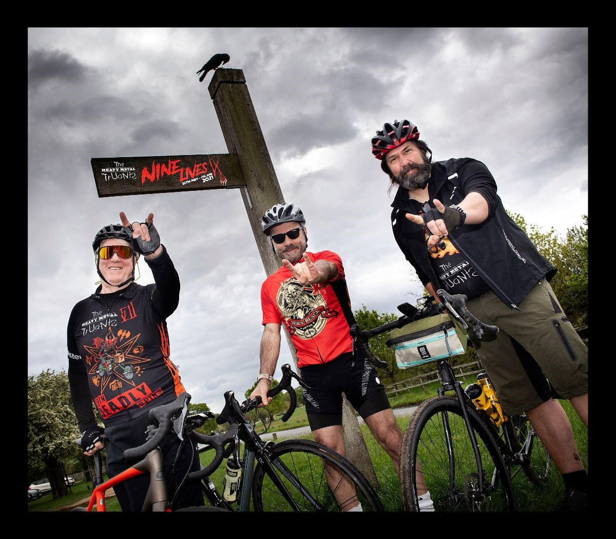 News: The Heavy Metal Truants Raise Over £1 Million For Children's Charities