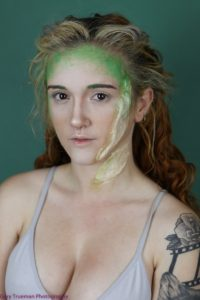 Foundation and prosthetic on