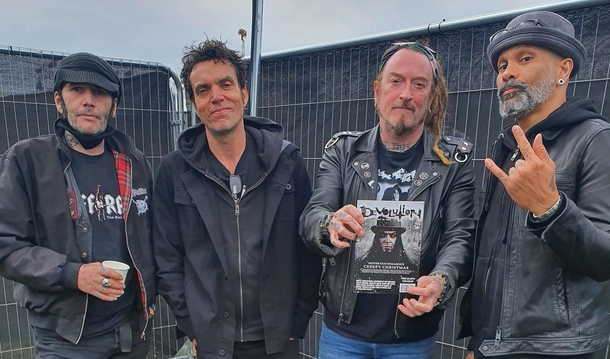 Interview: The Wildhearts At The Download Pilot