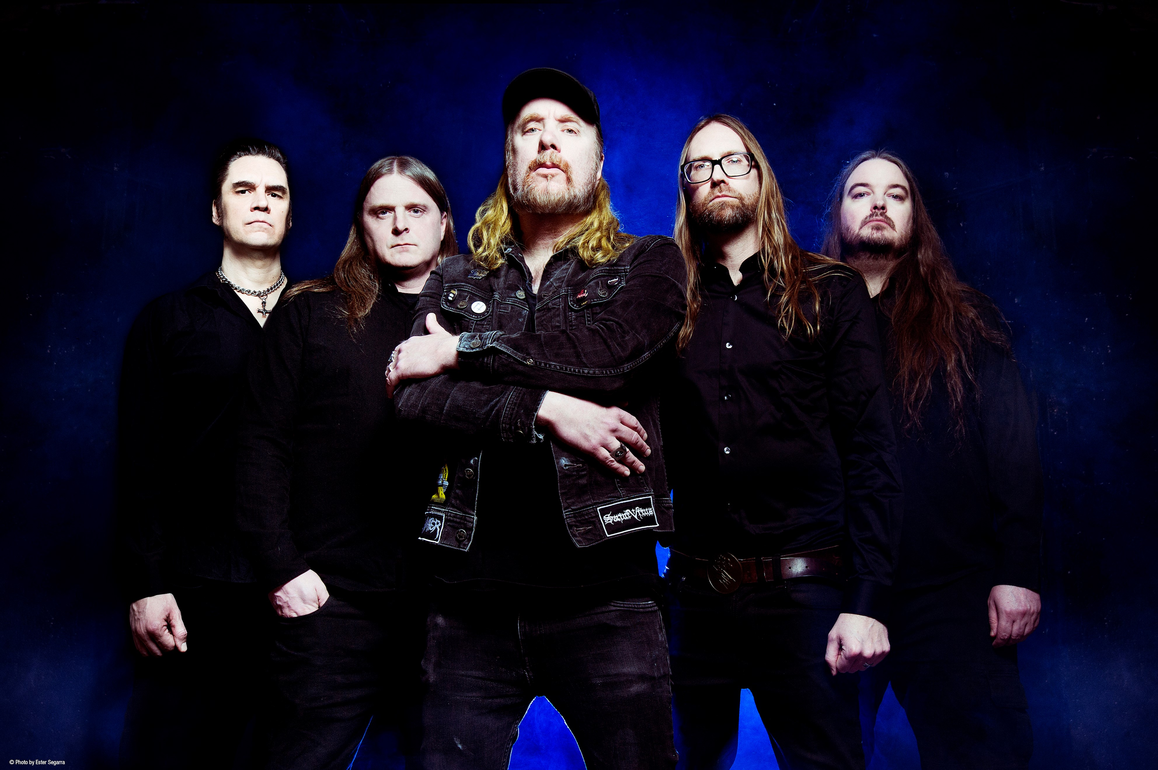 """News: At The Gates – """"The Nightmare Of Being"""" Album Out Now; Band Release Video For Title-Track"""