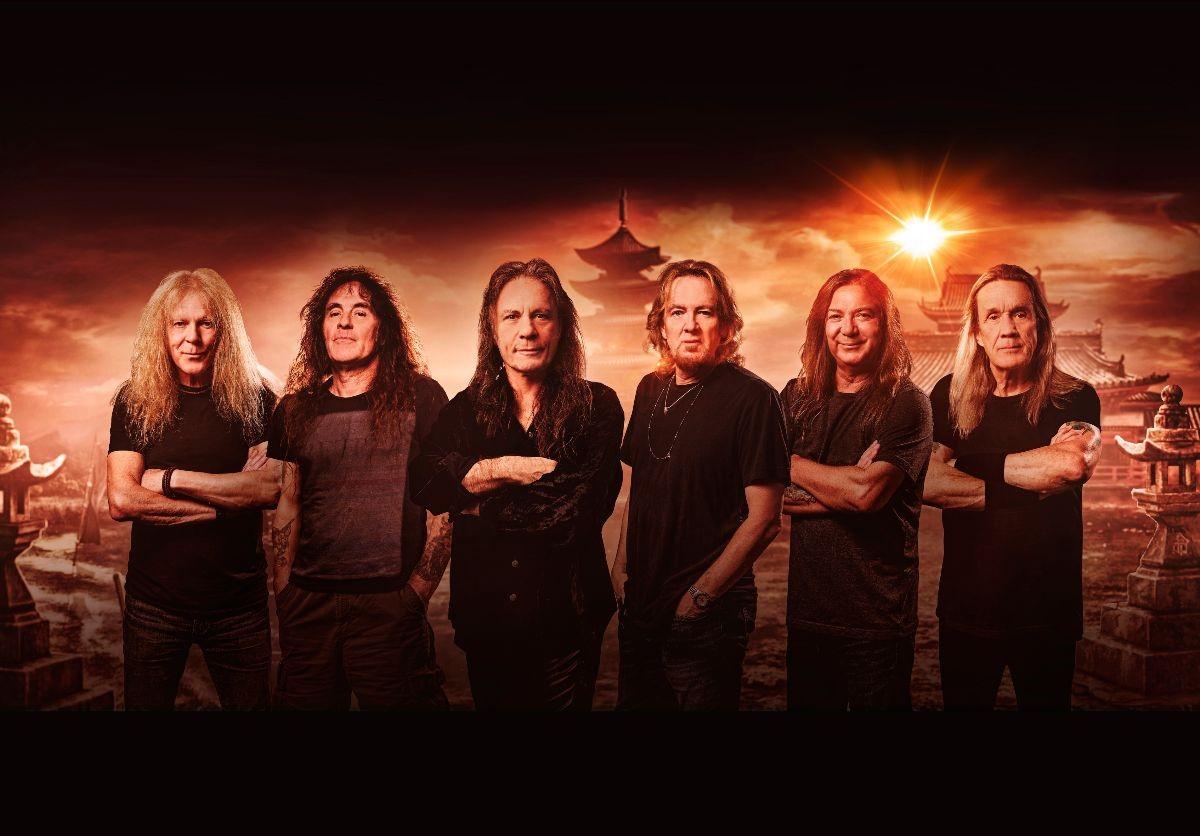 News: Iron Maiden Take Inspiration From The East For Their 17th Studio Album Senjutsu