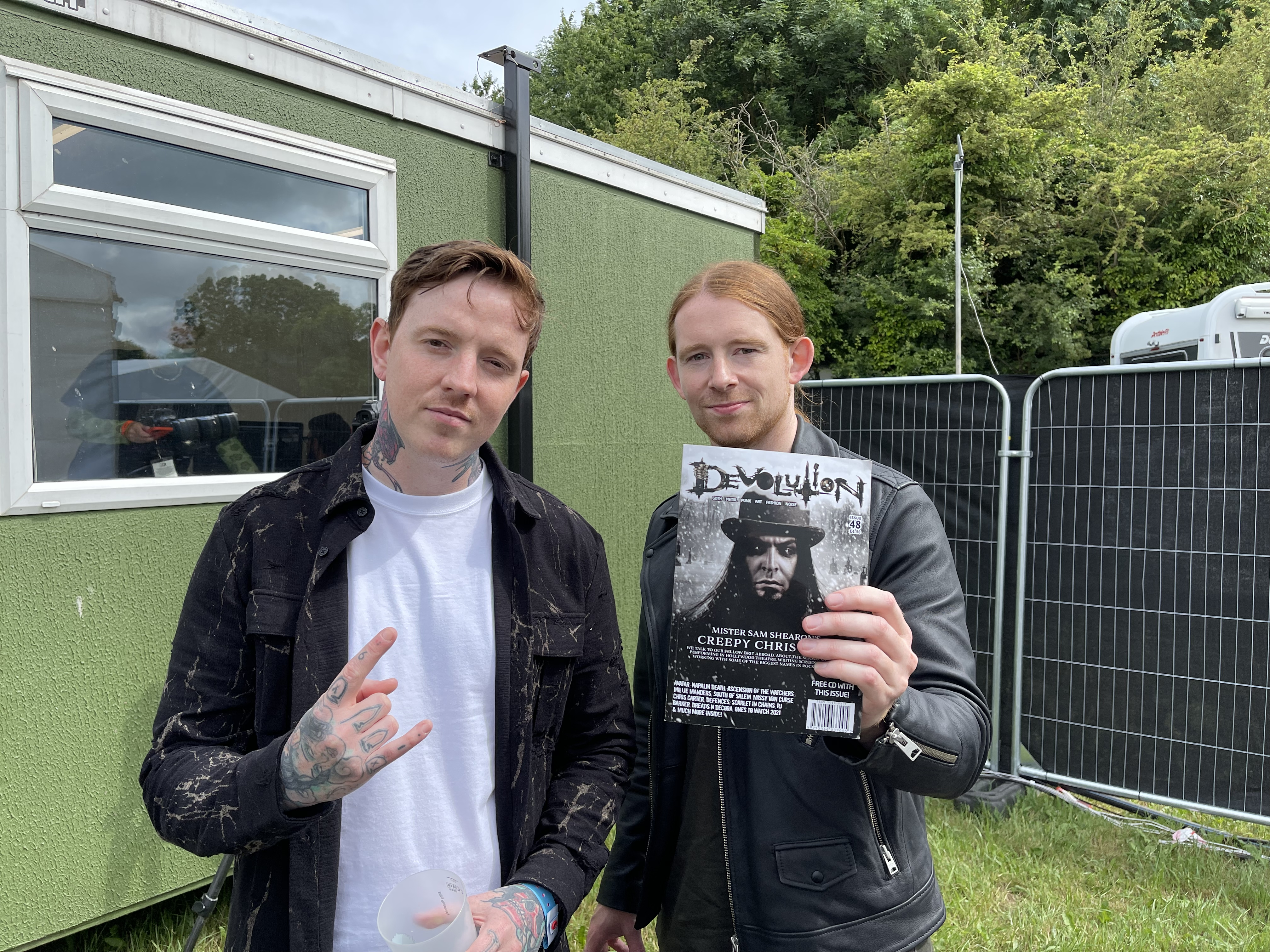 Interview: Bleed From Within At The Download Pilot
