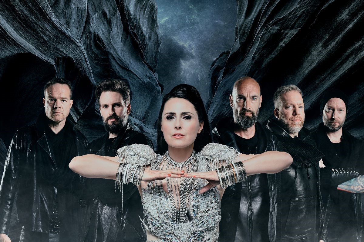 News: Within Temptation Release Brand New Video For 'Shed My Skin'