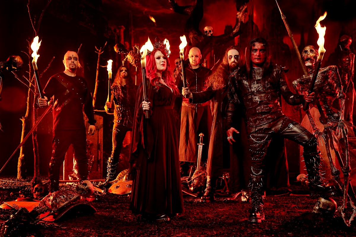 News: Cradle Of Filth Announce New Album 'Existence Is Futile' And Release Single/Video 'Crawling King Chaos'