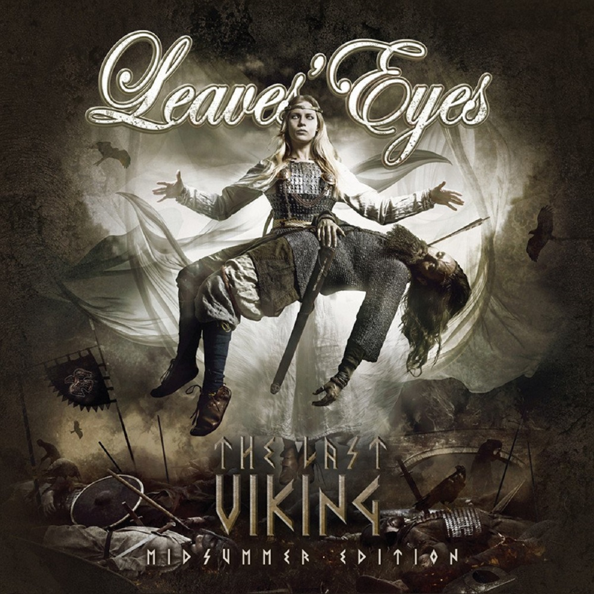 Review: Leaves Eyes – The Last Viking (Midsummer Edition)