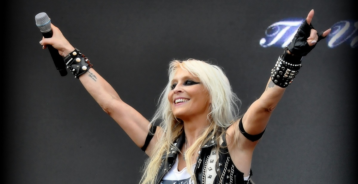 """Interview: Doro """"I love the fans, the metalheads. That's what I live for and what I would die for."""""""