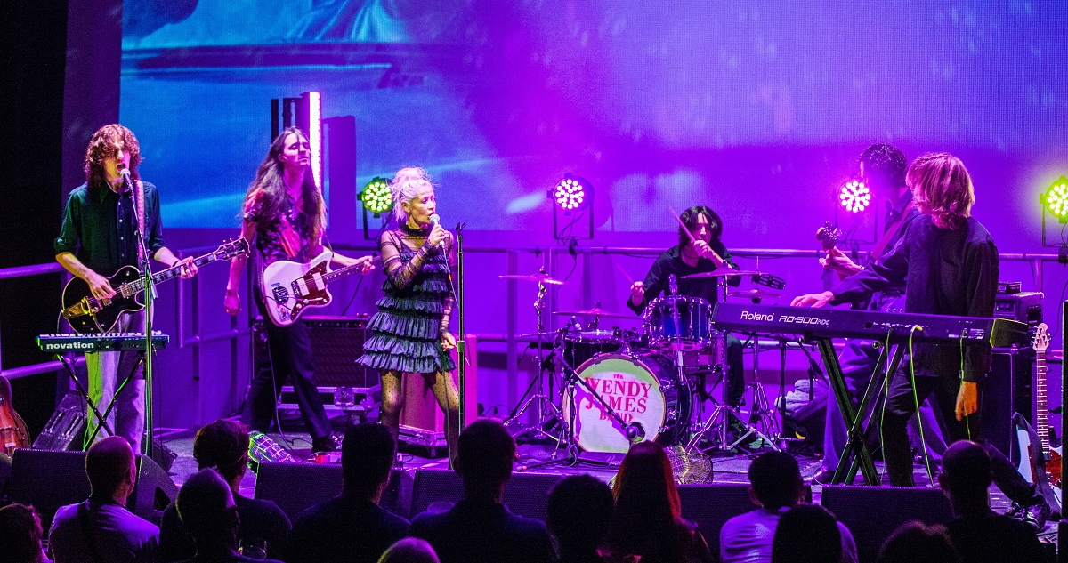 Live Review: The Wendy James Band / Mr No Face