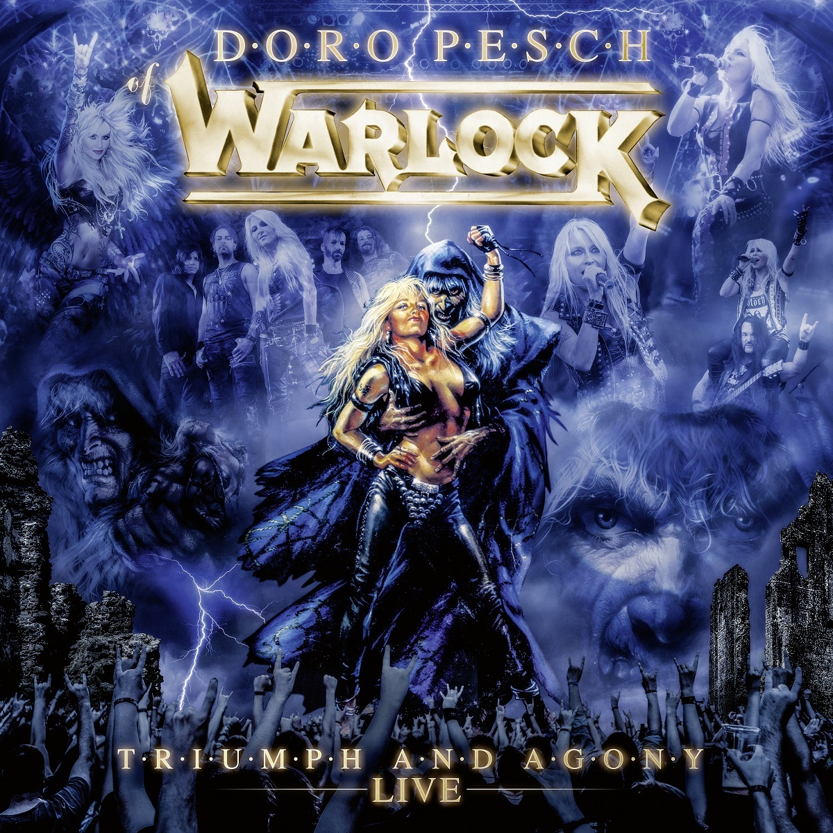 Review: Doro – Triumph And Agony Live