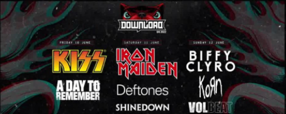 News: Download Festival announce 20 more bands and day splits for 2022