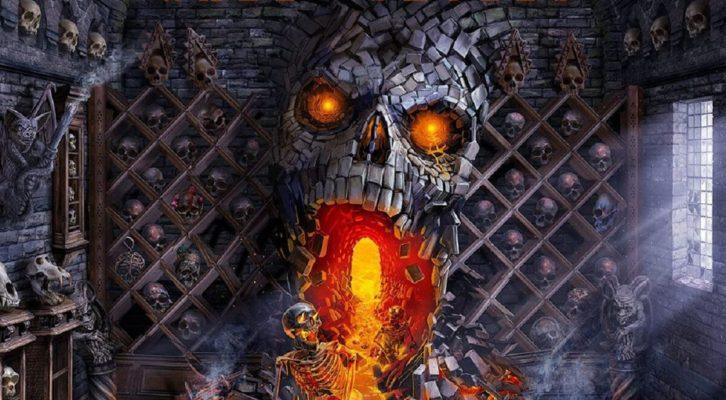 Review: Brainstorm - Wall Of Skulls