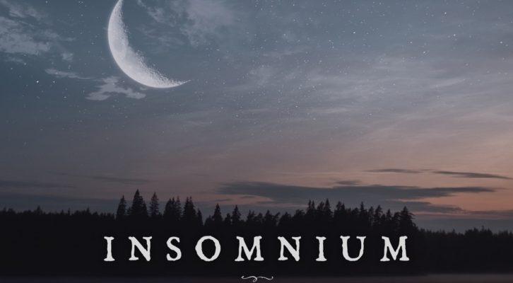 Review: Insomnium - Argent Moon